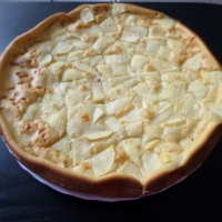 Gâteau aux pommes de ma grand-mère
